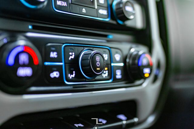 2018 Chevrolet Silverado 3500HD 4x4 Crew Cab LT Z71 Diesel Leather Nav 6