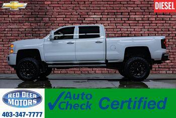 2018_Chevrolet_Silverado 3500HD_4x4 Crew Cab LT Z71 Diesel Leather Nav 6