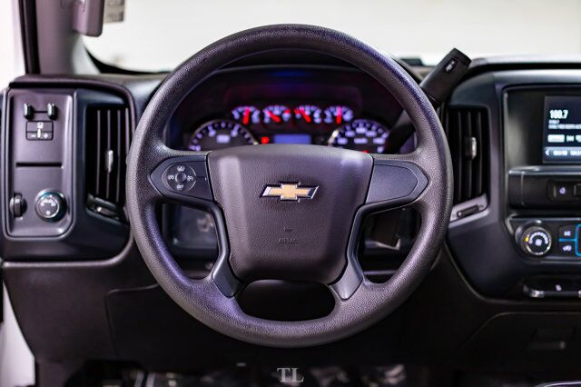 2018 Chevrolet Silverado 3500HD 4x4 Crew Cab WT Longbox Diesel Red Deer AB