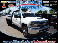 2018 Chevrolet Silverado 3500HD CC Work Truck Miami Lakes FL