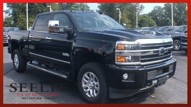 2018 Chevrolet Silverado 3500HD High Country Kalamazoo MI