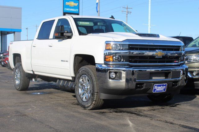 2018 Chevrolet Silverado 3500HD LT Green Bay WI