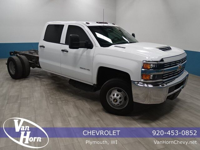 2018 Chevrolet Silverado 3500HD Work Truck Plymouth WI