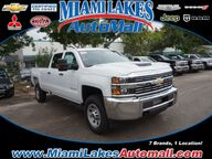 2018 Chevrolet Silverado 3500HD Work Truck Miami Lakes FL