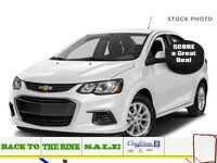 Chevrolet Sonic * LT SEDAN * HEATED SEATS * BACKUP CAMERA * 2018
