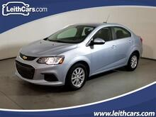 2018_Chevrolet_Sonic_4dr Sdn Auto LT_ Cary NC