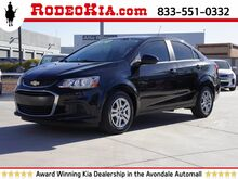 2018_Chevrolet_Sonic_LS_ Avondale AZ