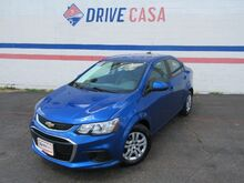 2018_Chevrolet_Sonic_LS Manual Sedan_ Dallas TX