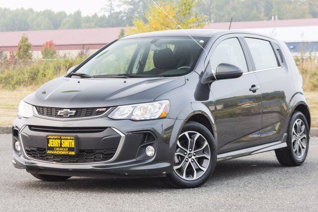 2018 Chevrolet Sonic LT Burlington WA