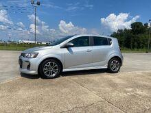 2018_Chevrolet_Sonic_LT Manual 5-Door_ Hattiesburg MS