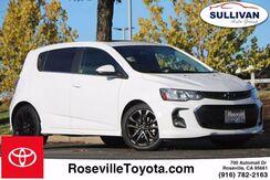 2018_Chevrolet_Sonic_LT_ Roseville CA