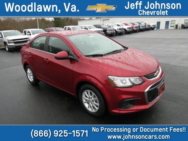 2018 Chevrolet Sonic LT Woodlawn VA