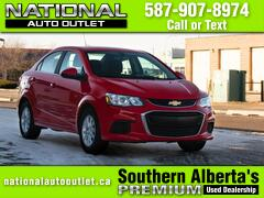 2018 Chevrolet Sonic Other