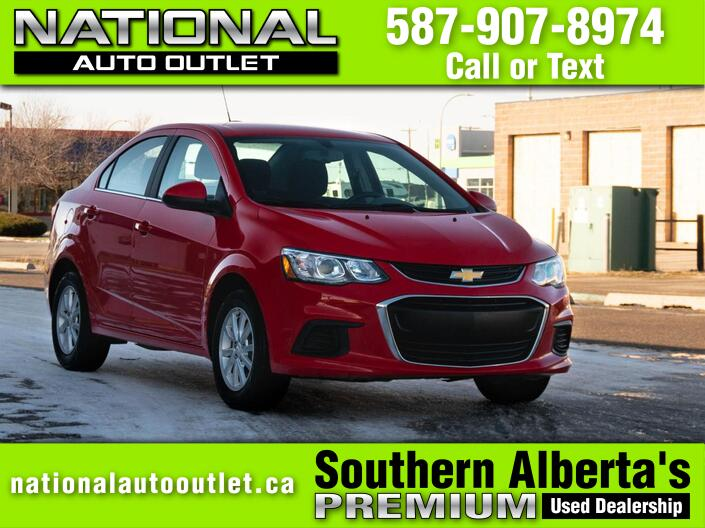 2018 Chevrolet Sonic Other Lethbridge AB
