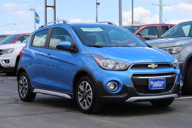 2018 Chevrolet Spark ACTIV Green Bay WI