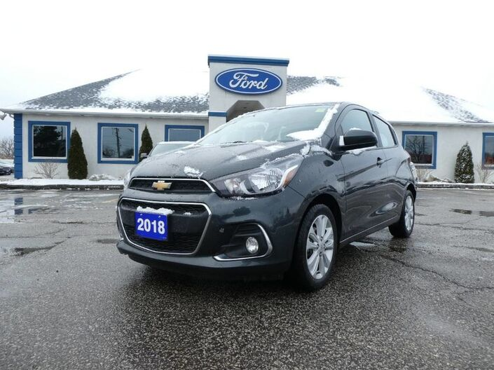 2018 Chevrolet Spark LT - BACK UP CAMERA - BIG SCREEN - CRUISE CONTROL - BLUETOOTH Essex ON