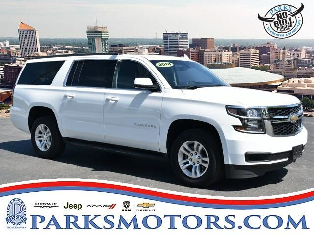 2018 Chevrolet Suburban LS Wichita KS
