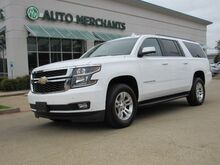 2018_Chevrolet_Suburban_LT 2WD BACK-UP CAMERA, MEMORY SEAT, REAR AIR CONDITIONING, BLUETOOTH CONNECTIVITY, NAVIGATION SYSTEM_ Plano TX