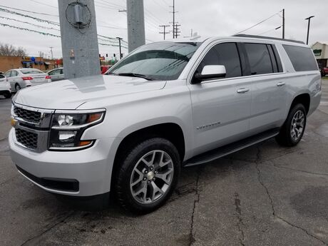 2018 Chevrolet Suburban LT Fort Wayne Auburn and Kendallville IN