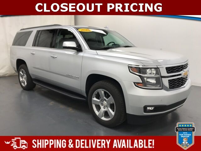 2018 Chevrolet Suburban LT Holland MI