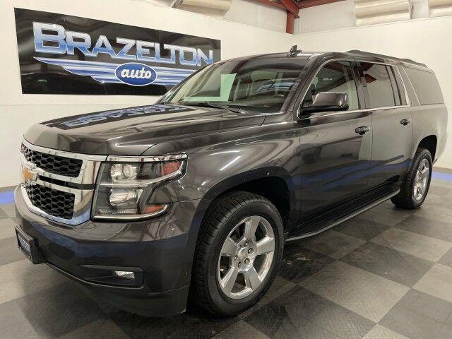 2018 Chevrolet Suburban LT, Luxury Pkg, Nav, 20s, Buckets Houston TX