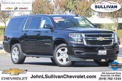 2018_Chevrolet_Suburban_LT_ Roseville CA