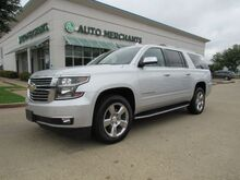 2018_Chevrolet_Suburban_Premier 4WD LEATHER, NAVIGATION, HTD/CLD SEATS, BACKUP CAMERA, PUSH BUTTON START_ Plano TX