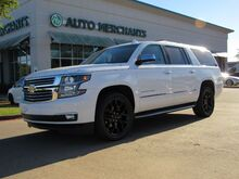 2018_Chevrolet_Suburban_Premier 4WD LEATHER SEATS, SUNROOF, NAVIGATION, HEATED FRONT AND REAR SEATS, LANE DEPARTURE WARNING_ Plano TX