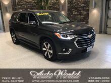 2018_Chevrolet_TRAVERSE LT LEATHER AWD__ Hays KS