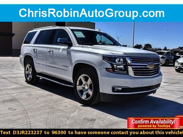 2018 Chevrolet Tahoe 2WD 4DR PREMIER Midland TX
