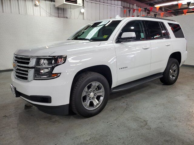 2018 Chevrolet Tahoe 4wd LS Oroville CA