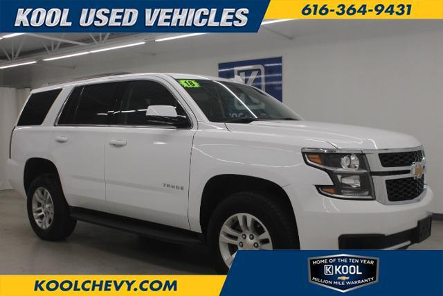 2018 Chevrolet Tahoe LS Grand Rapids MI