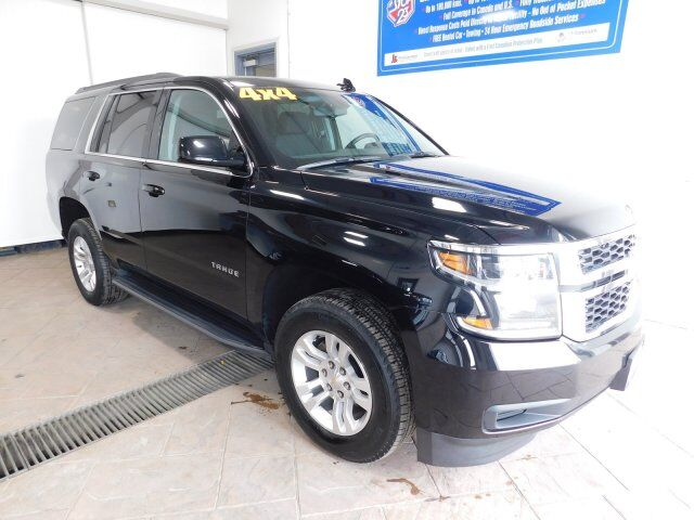 2018 Chevrolet Tahoe LS Listowel ON