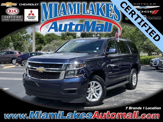 2018 Chevrolet Tahoe LS Miami Lakes FL