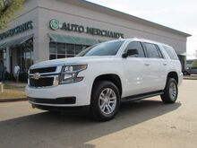 2018_Chevrolet_Tahoe_LT 2WD 5.3L 8CYL AUTOMATIC, CAPTAIN CHAIRS, LEATHER SEATS, NAVIGATION, BLIND SPOT MONITOR_ Plano TX