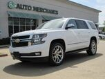 2018 Chevrolet Tahoe LT 2WD  LEATHER SEATS, NAVIGATION, BLIND SPOT MONITOR, HEATED FRONT SEATS, LANE DEPARTURE WARNING