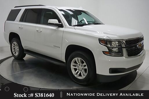 2018_Chevrolet_Tahoe_LT CAM,SUNROOF,HTD STS,PARK ASST,3RD ROW_ Plano TX