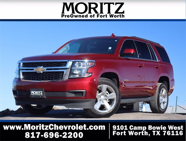 2018 Chevrolet Tahoe LT Fort Worth TX