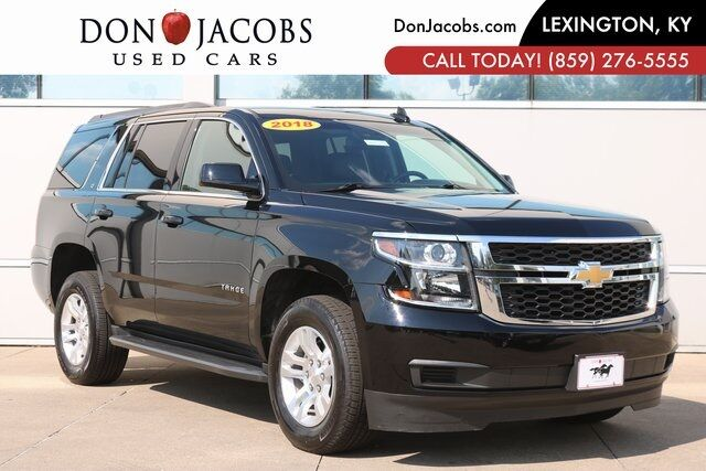 2018 Chevrolet Tahoe LT Lexington KY