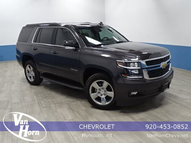 2018 Chevrolet Tahoe LT Plymouth WI