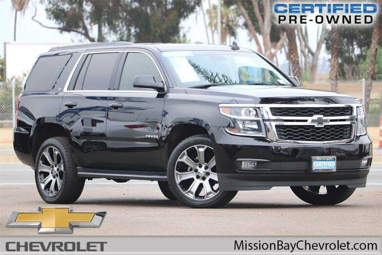 2018 Chevrolet Tahoe LT San Diego CA