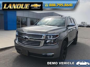 2018_Chevrolet_Tahoe_Premier  - Navigation -  Leather Seats_ Tilbury ON