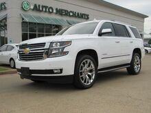 2018_Chevrolet_Tahoe_Premier 4WD LEATHER, CAPTAINS CHAIRS, BLIND SPOT MONITOR, NAVIGATION, BACKUP CAMERA_ Plano TX
