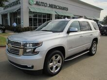 2018_Chevrolet_Tahoe_Premier 4WD LEATHER, NAVIGATION, HTD/CLD STS, BLIND SPOT, BOSE SOUND, APPLE CARPLAY, UNDER WARRANTY_ Plano TX