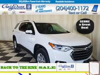 Chevrolet Traverse * LT All Wheel Drive * POWER LIFTGATE * REMOTE START * 2018