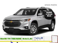 2018 Chevrolet Traverse * Premier AWD * SUNROOF * SURROUND VISION * Portage La Prairie MB