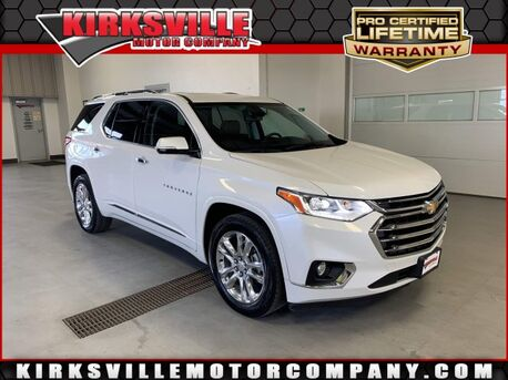 2018_Chevrolet_Traverse_AWD 4dr High Country w/2LZ_ Kirksville MO