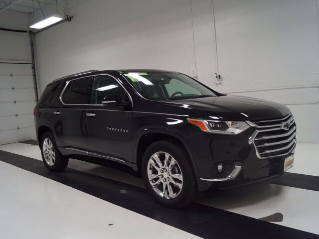 2018 Chevrolet Traverse AWD 4dr High Country w/2LZ Topeka KS