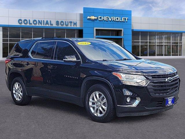 2018 Chevrolet Traverse AWD 4dr LT Cloth w/1LT North Dartmouth MA