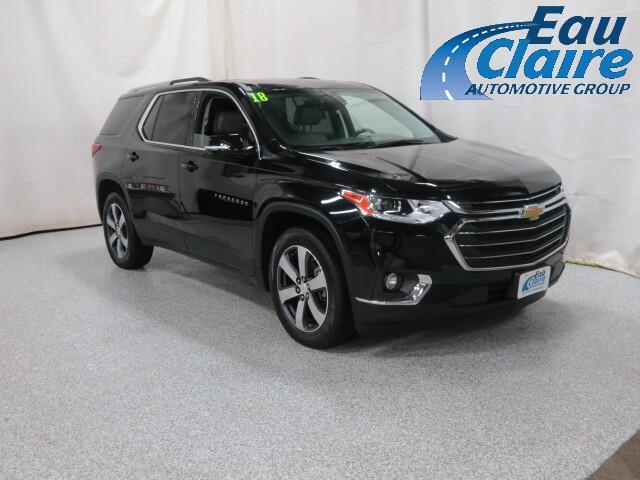 2018 Chevrolet Traverse AWD 4dr LT Leather w/3LT Altoona WI